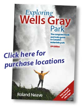 Exploring Wells Gray Park book cover